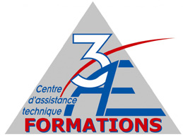 Logo CAT 3AE Formations