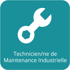 Icône Technicien de Maintenance Industrielle