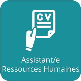 Icône Assistance Ressources Humaines